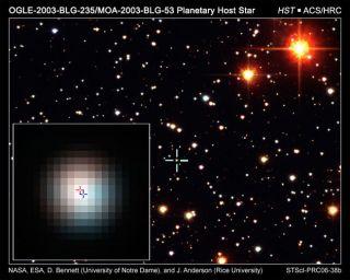Hidden Star of Known Planet Found