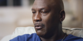 A Pair Of Michael Jordan's Boxers Is Being Sold Off, And The Underwear Has Definitely Been Used