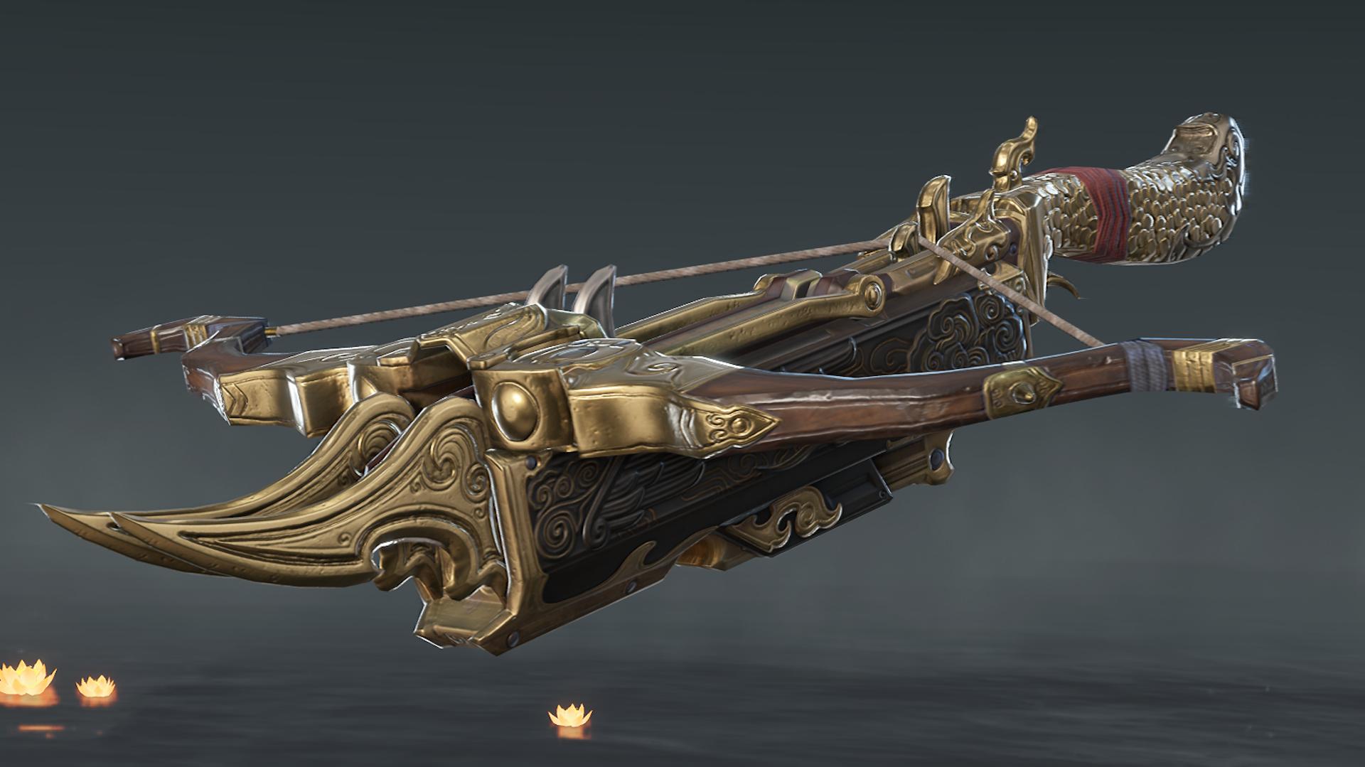 naraka bladepoint best weapons