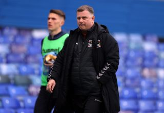 Coventry City v Wycombe Wanderers – Sky Bet Championship – St. Andrew's Trillion Trophy Stadium