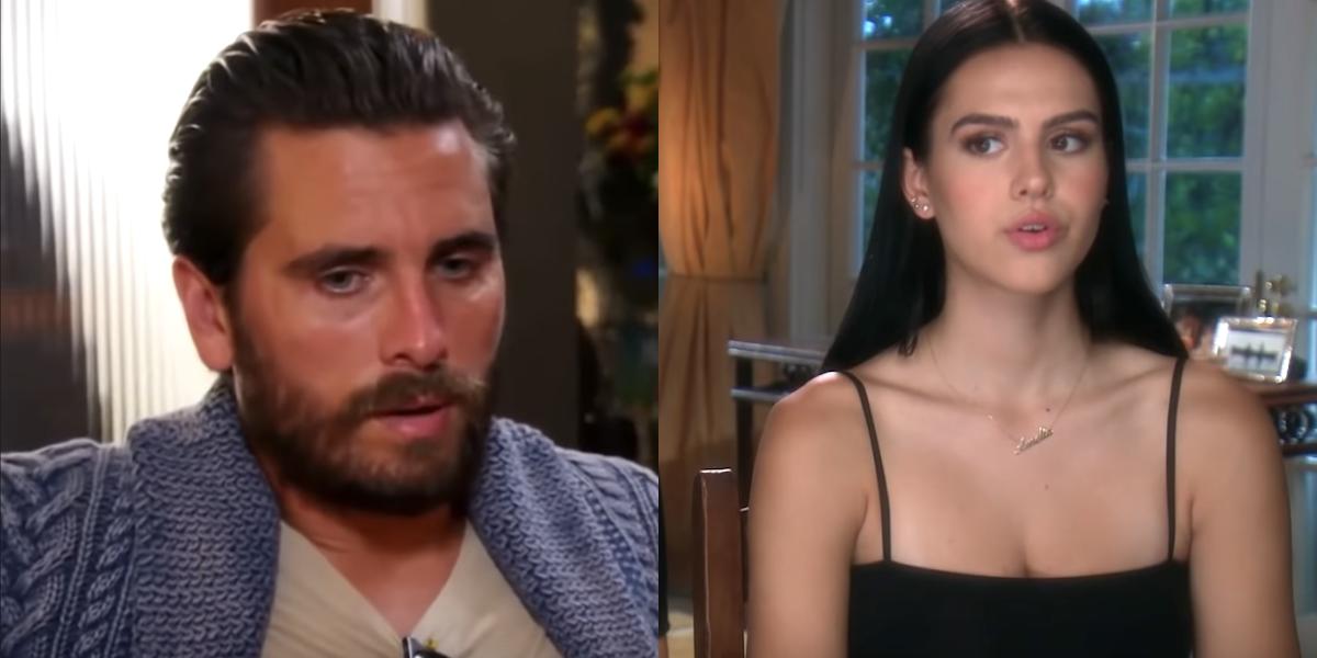 Scott Disick And His Girlfriend Amelia Hamlin Are Allegedly Having Issues After Recent Kourtney Kardashian Drama