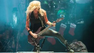 Nita Strauss takes on online haters