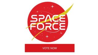 Potential Space Force logo