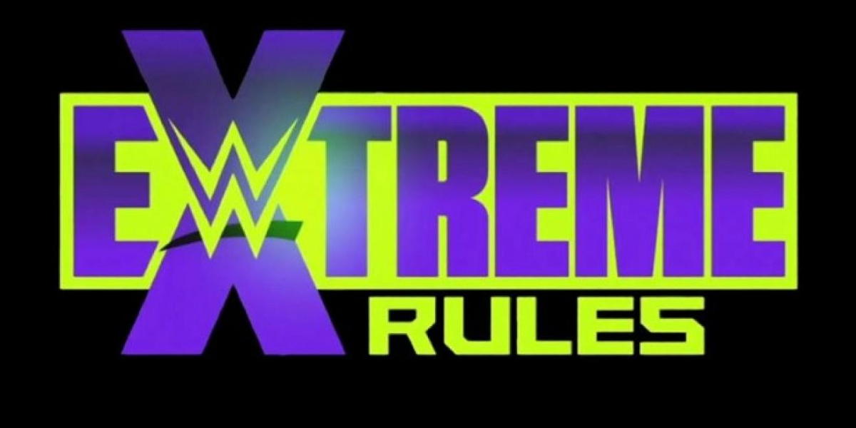 wwe The Extreme Rules logo