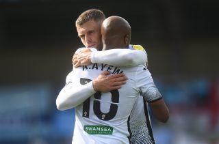 Wycombe Wanderers v Swansea City – Sky Bet Championship – Adams Park