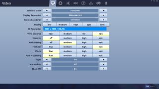 Best Fortnite graphics settings to make sure you wave bye-bye to