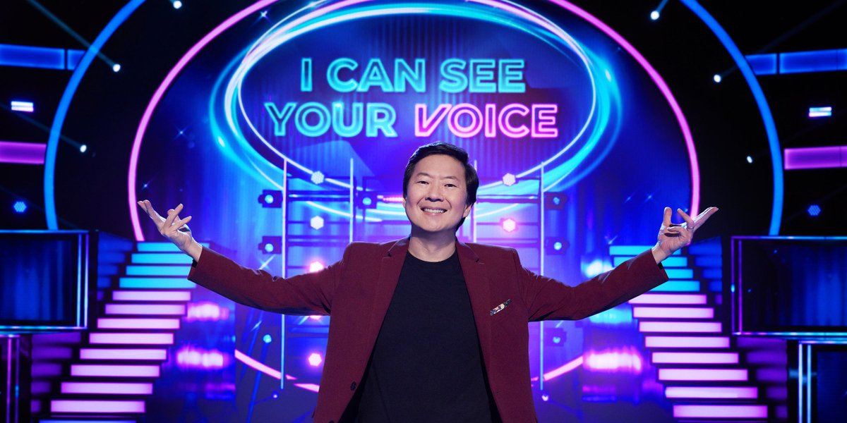 i can see your voice fox ken jeong