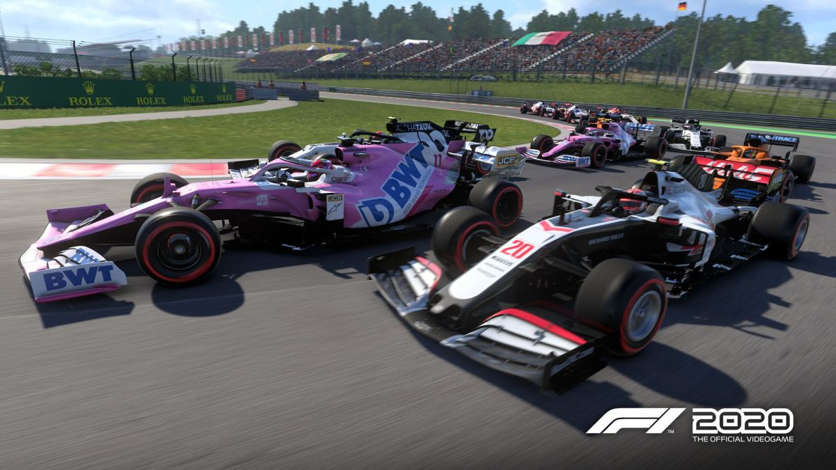 F1 2020's My Team mode makes one of the best racing games even better