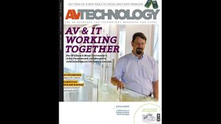 AV Technology Digital Edition July/August 2017