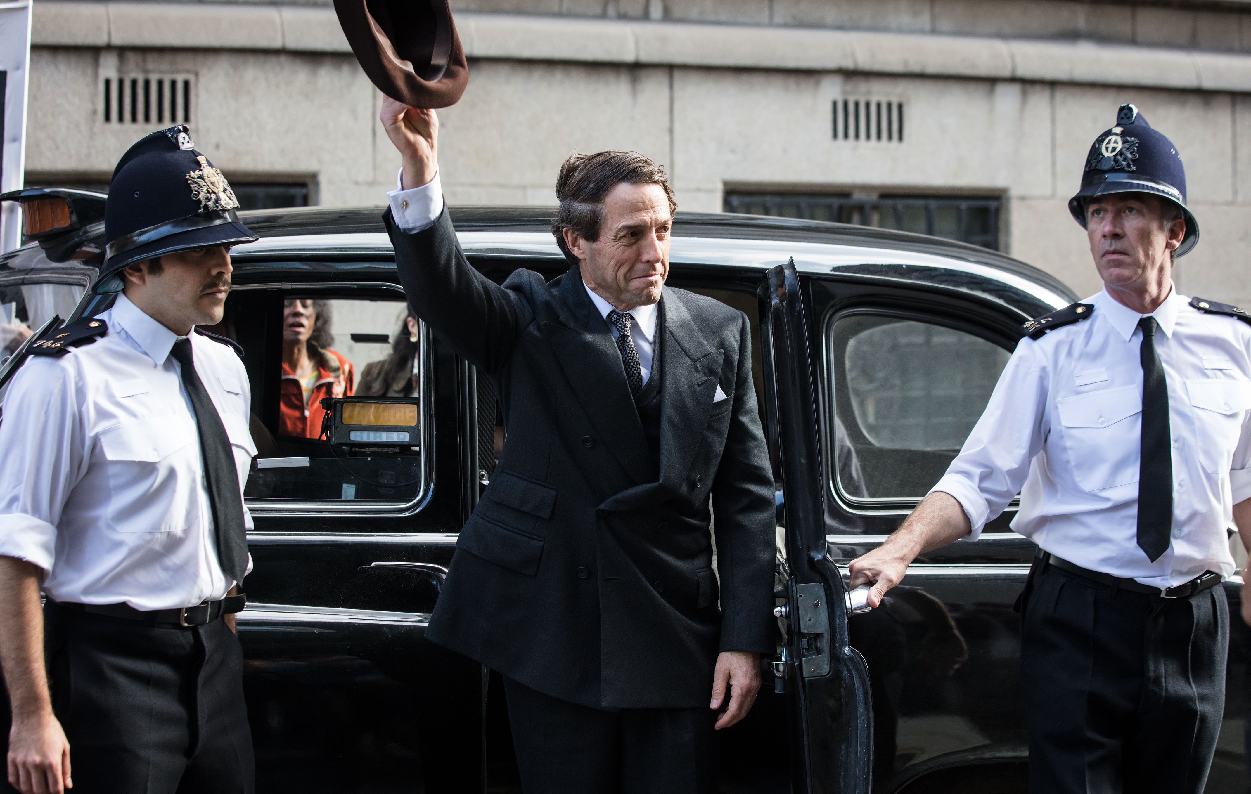 A Very English Scandal - Jeremy Thorpe played by Hugh Grant