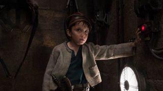 Temiri Blagg from 'The Last Jedi'