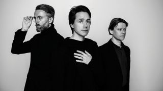 A press shot of Mew