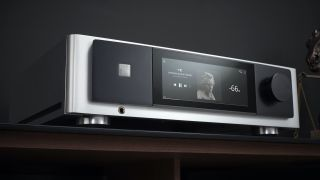 NAD's flagship Masters M33 streaming amp is shipping now
