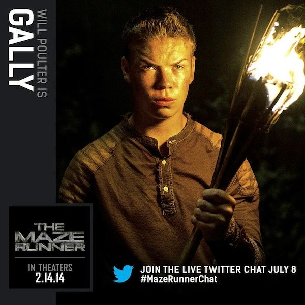 Gally Maze Runner
