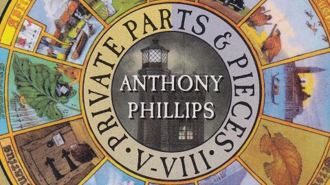 Anthony Phillips - Private Parts & Pieces V-VIII album cover