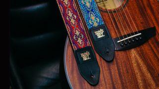 Ernie Ball Kashmir straps