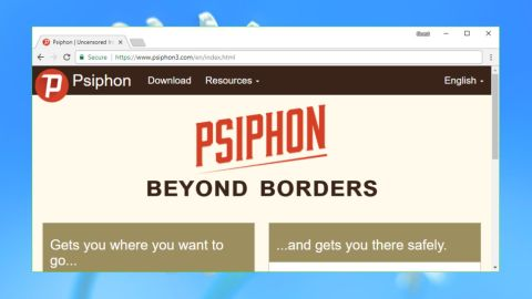 Psiphon review | TechRadar