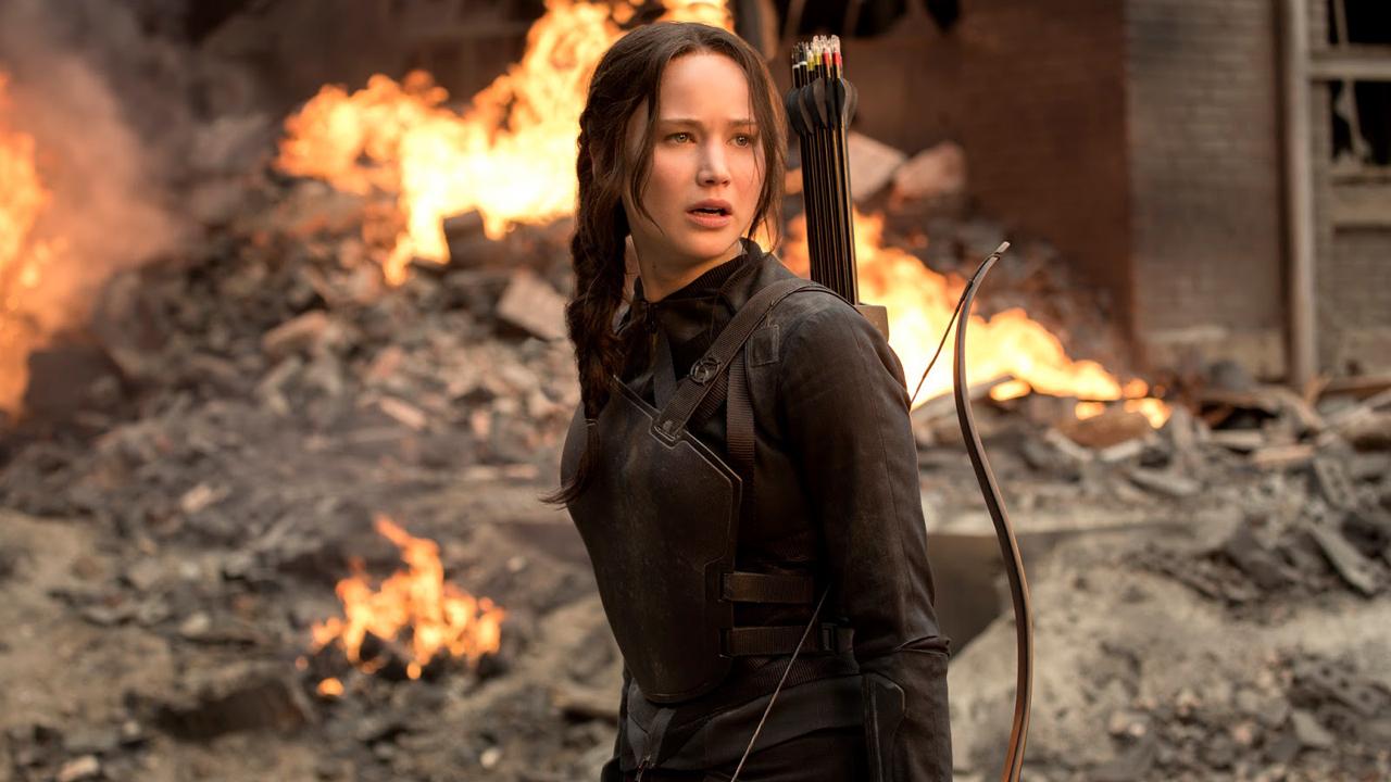 20 Best Moments Of The Hunger Games Series Gamesradar