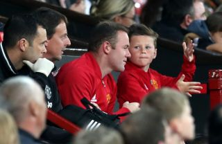 Wayne Rooney Testimonial – Manchester United v Everton – Old Trafford