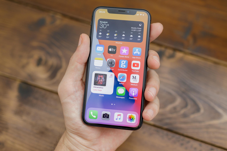 iOS 15 icons design leak