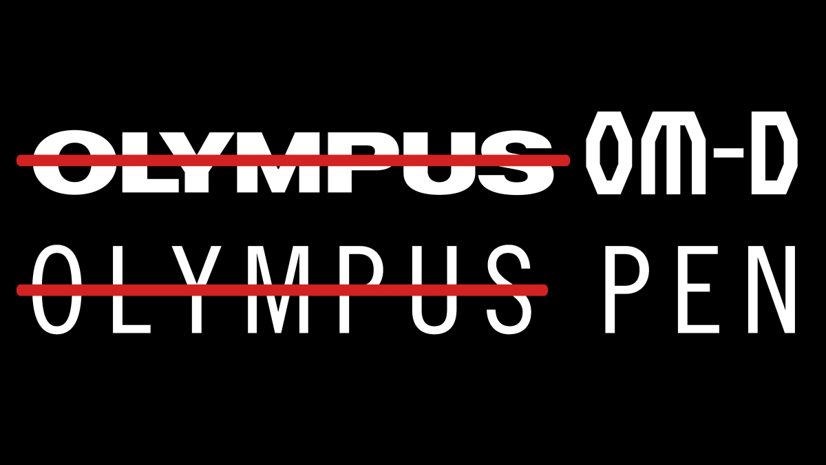 Will the Olympus brand name really be dropped, post-sale?