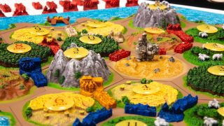 A Catan 3D edition is on the way and looks incredible, but it costs $300