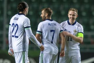 Estonia Northern Ireland Soccer