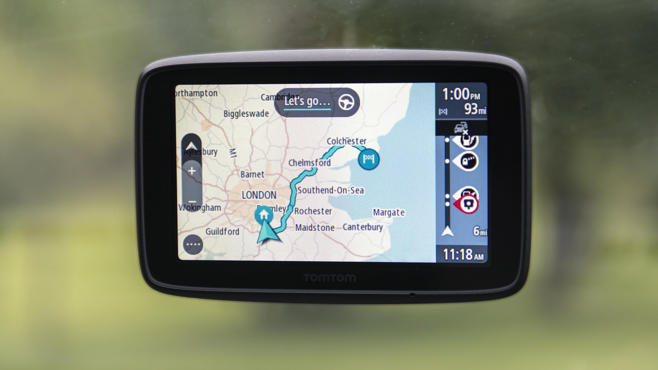 TomTom Via 53 review | TechRadar