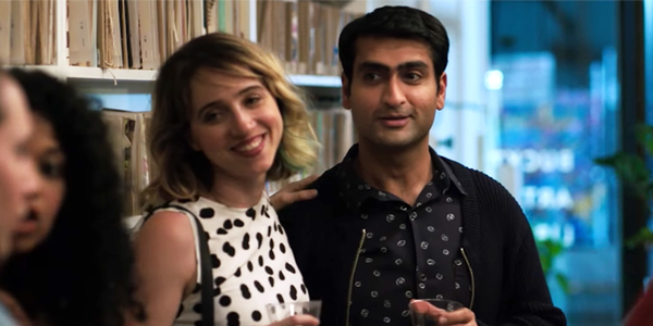 The Big Sick Kumail Nanjiani Zoe Kazan