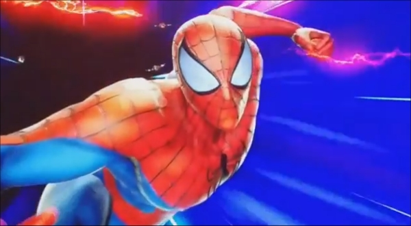 Marvel vs Capcom: Infinite Spider-Man Reveal