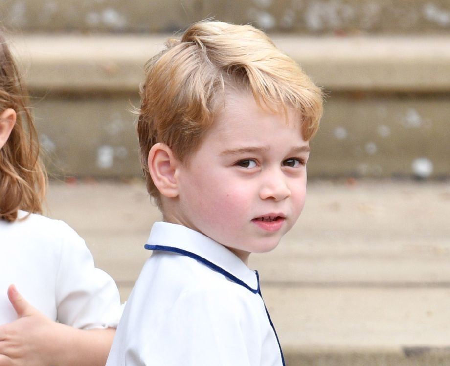 The adorable nickname Prince George's classmates have given him
