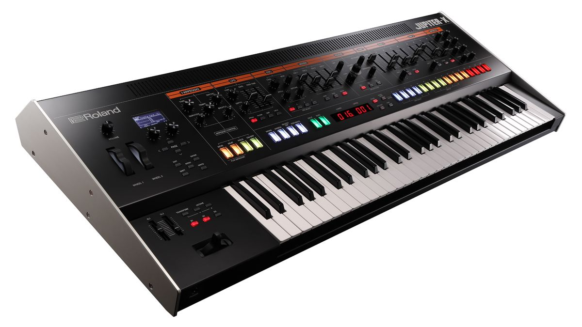 """Roland revives a classic synth brand with the new """"premium"""
