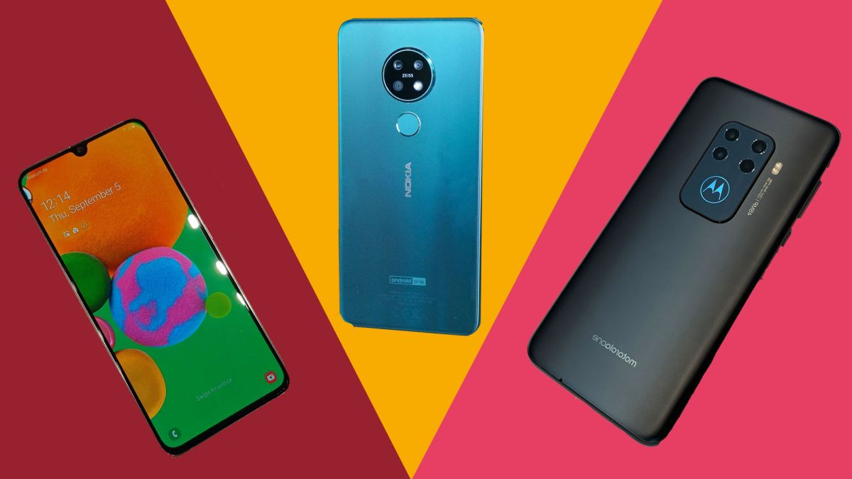 5 of the best smartphones announced at IFA 2019