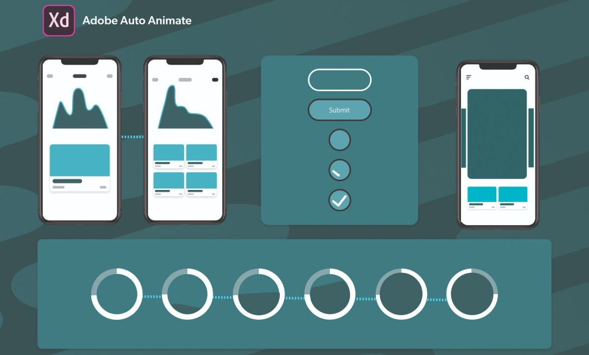 Adobe XD: How to use the Auto-Animate feature