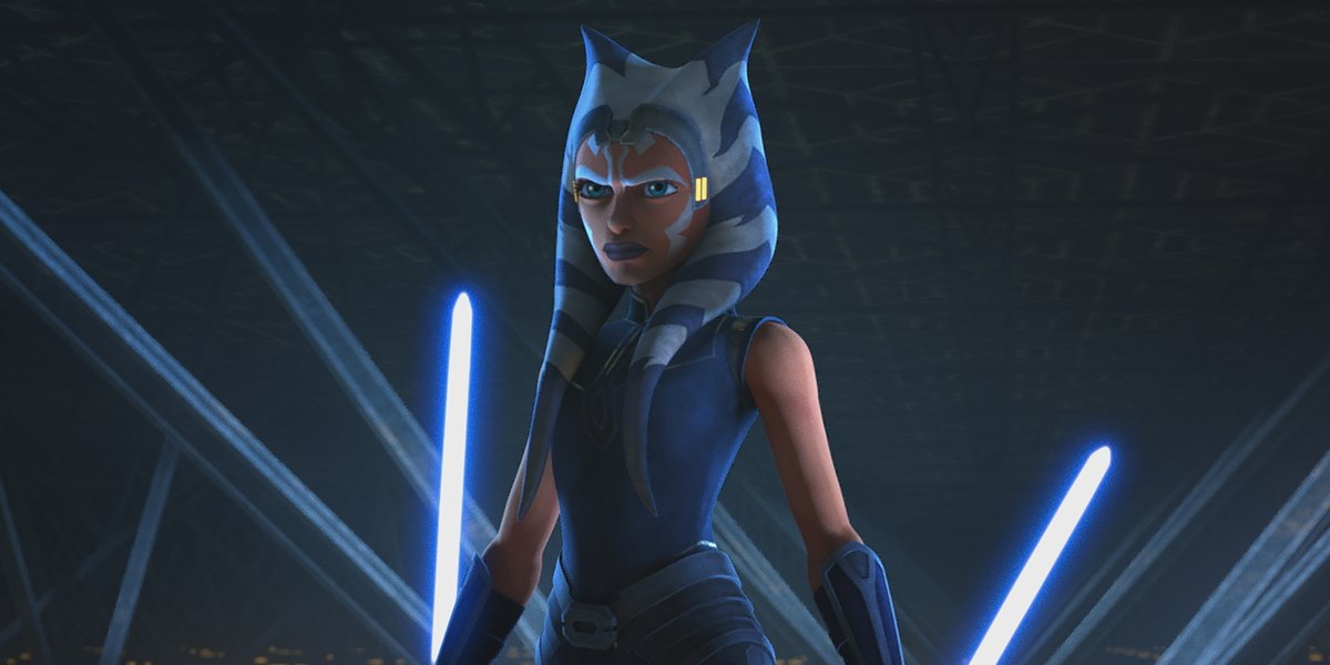 Star Wars: The Clone Wars' Ahsoka Tano Actress Reflects On Her Final Day Voicing The Character