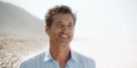Grey's Anatomy's Patrick Dempsey Addresses Derek's 'Beautiful' Second Exit From The Show