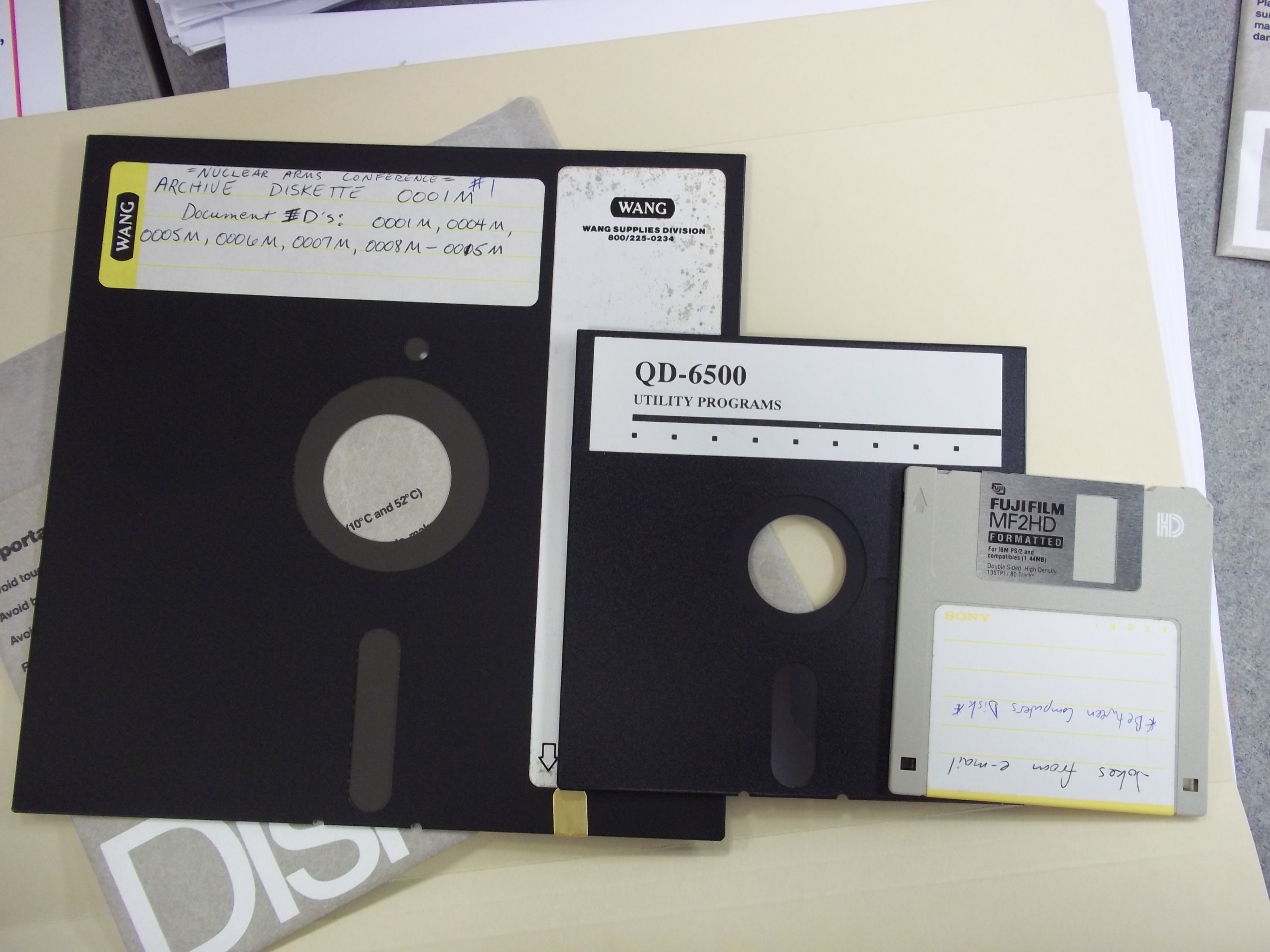 The US Air Force has finally stopped using floppy disks in its nuclear weapons system | PC Gamer