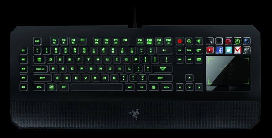 Razer DeathStalker Ultimate Keyboard Announced - CINEMABLEND