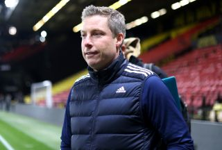 Cardiff manager Neil Harris