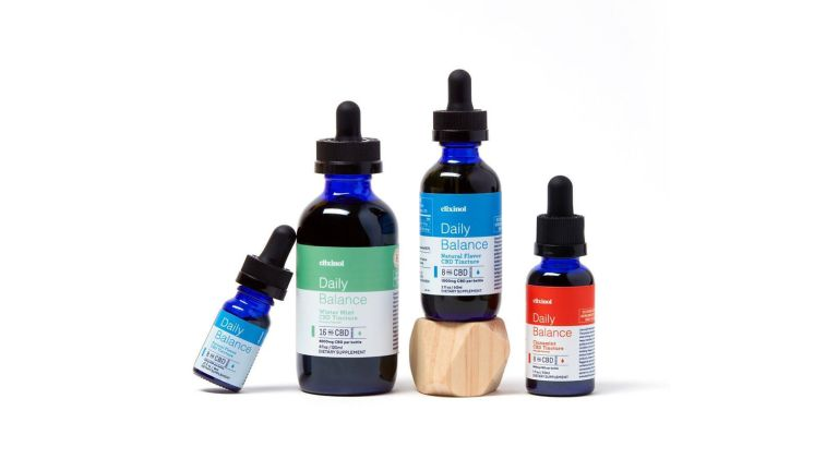 best CBD oil: Elixinol