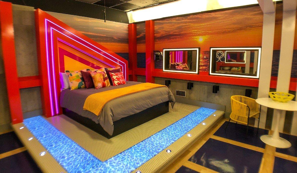 HOH Room Big Brother Season 23 CBS