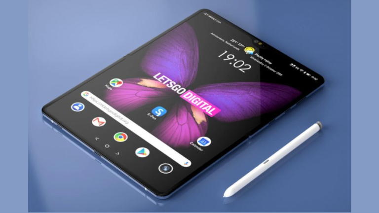 Samsung Galaxy Z Fold 3 and S-Pen