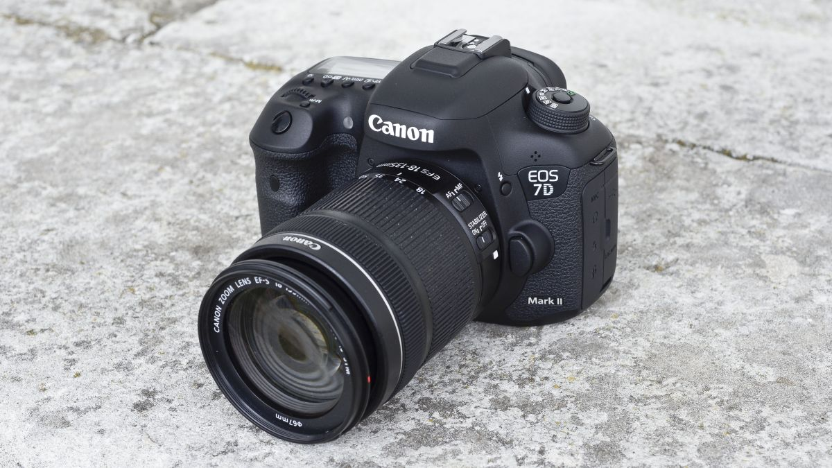 Canon EOS 7D Mark II review: Verdict and competition | TechRadar