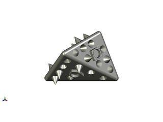 Self-Assembling Bricks