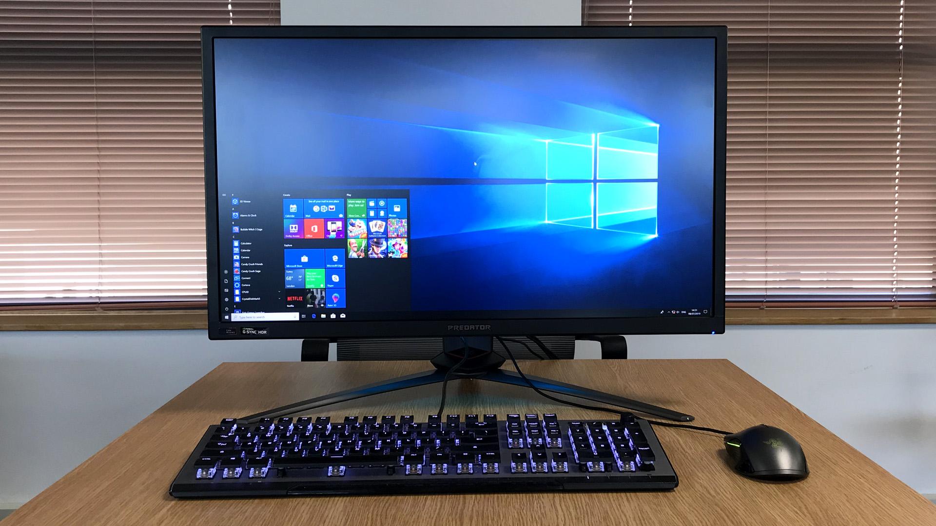 Acer Predator XB3 (XB273K) review | TechRadar