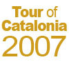 Tour of Catalonia 2007 web logo
