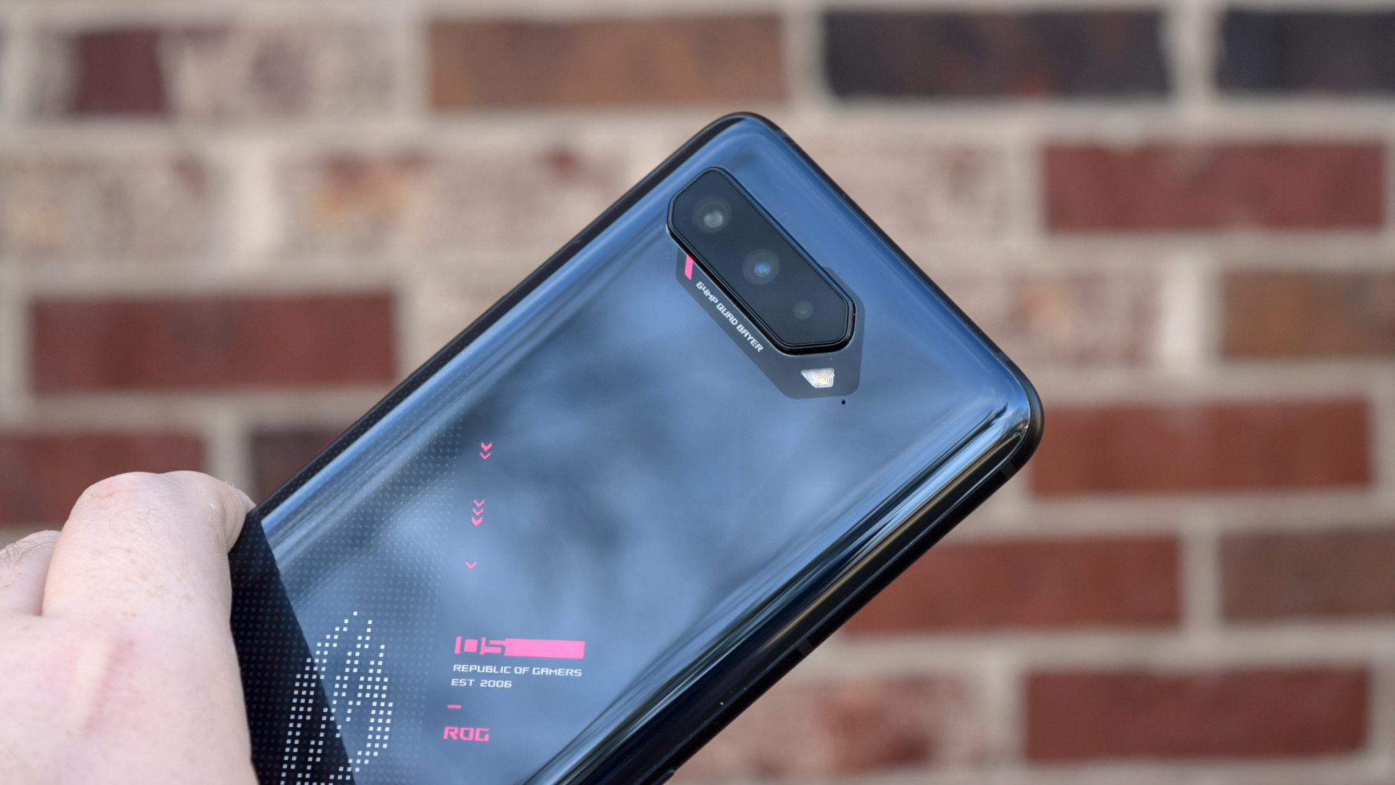best android phones: rog phone 5