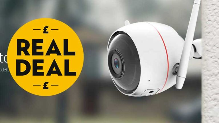 EZVIZ Outdoor Security Camera
