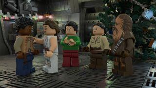 Lego Star Wars Holiday Special on Disney+