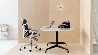best office chair: Herman Miller Mirra 2